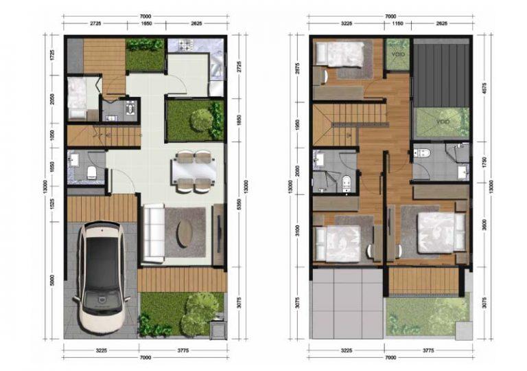 Sanctuary layout 7B