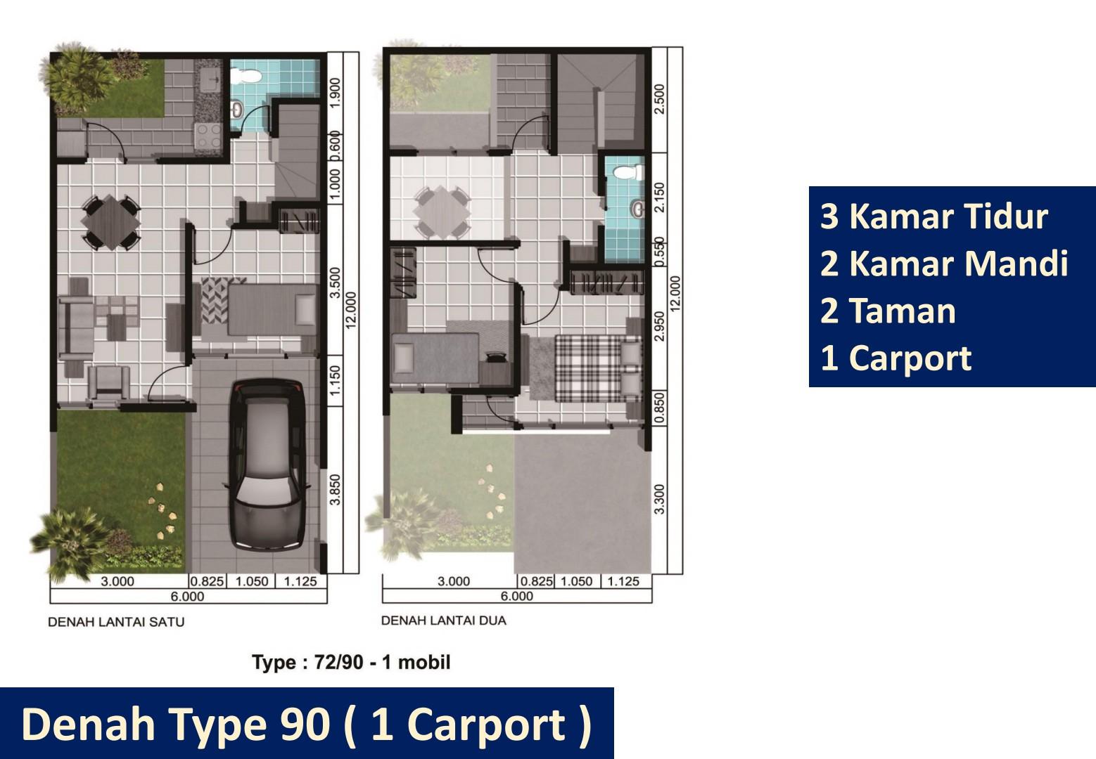 Casa Adara residence jatiwarna_11