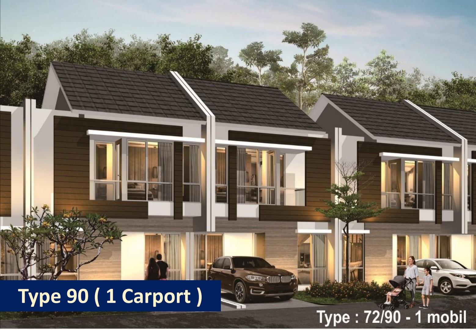 Casa Adara residence jatiwarna_12