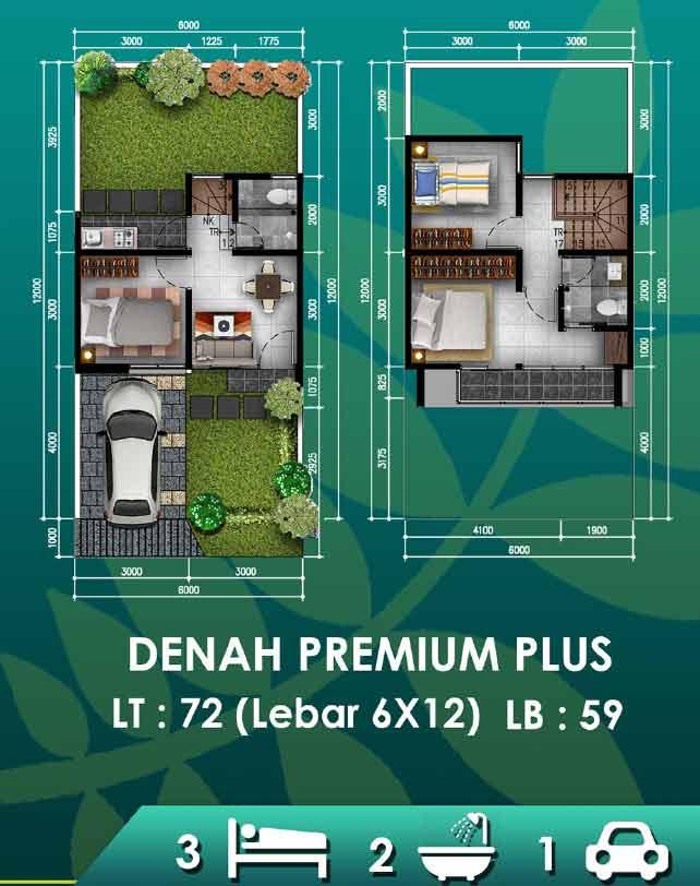 denah-mandala-premium-plus Golden Cikeas